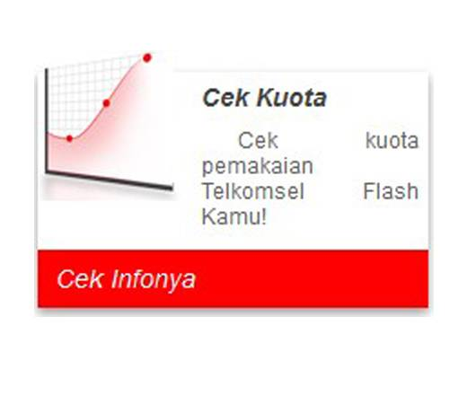 Cara Cek Kuota Telkomsel Flash